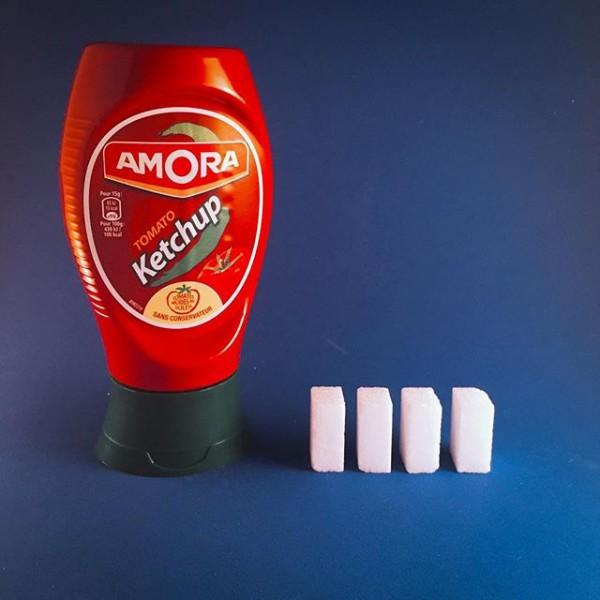 ketchup dealer de sucre Instagram
