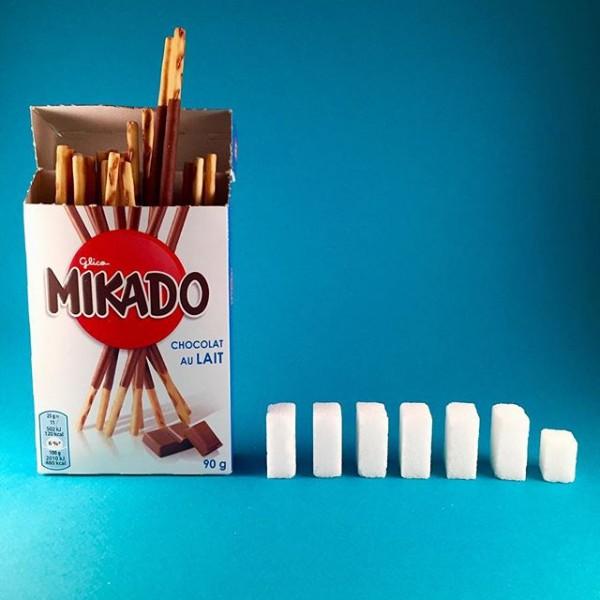 Mikado dealer de sucre Instagram