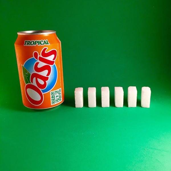 Oasis dealer de sucre Instagram