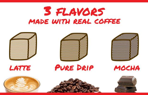 go cubes café à croquer saveurs