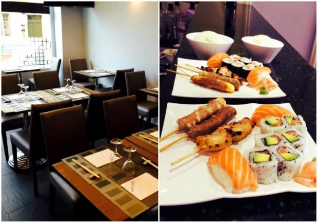 sushi club versailles