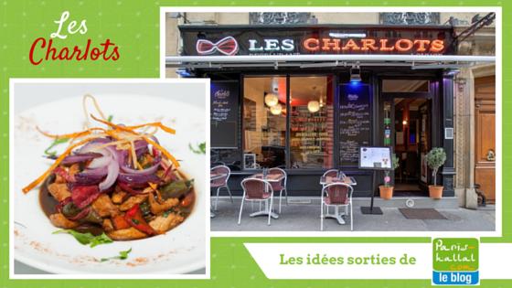 restaurant halal les charlots, sortie Paris Halal