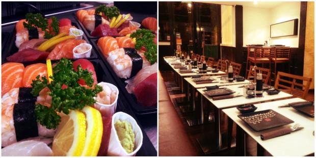 Restaurant Nems & Sushi - Paris-Halal