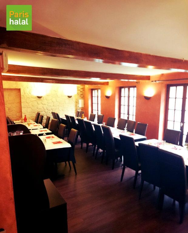 Salle La Petite Venise Paris-Halal