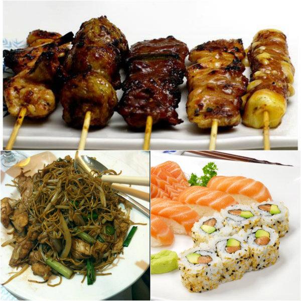 Wok & Sushi Halal Bagnolet