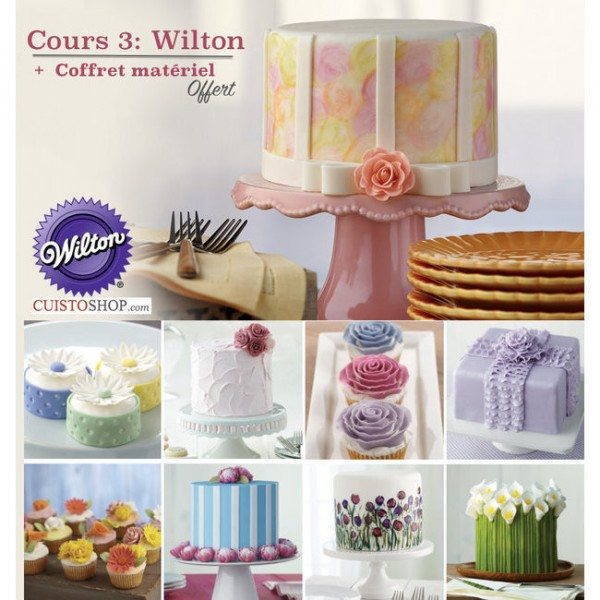 Atelier Cake Design Cuistoshop