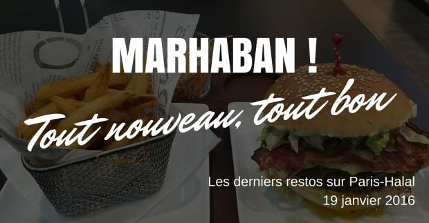Nouveaux restos paris-halal