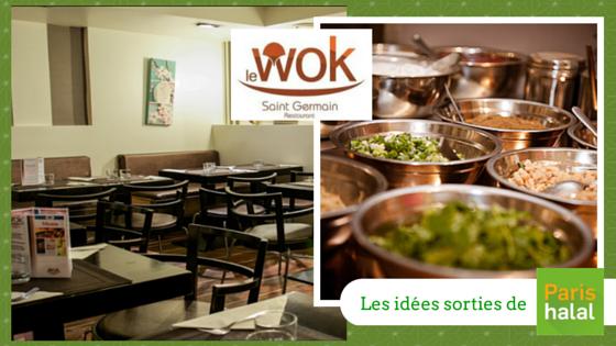 wok saint germain, sortie, famille, islam, musulmane, montagne, paris