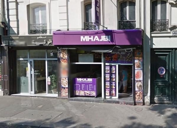 restaurant algérien Mhajbi à Vitry Paris-Halal