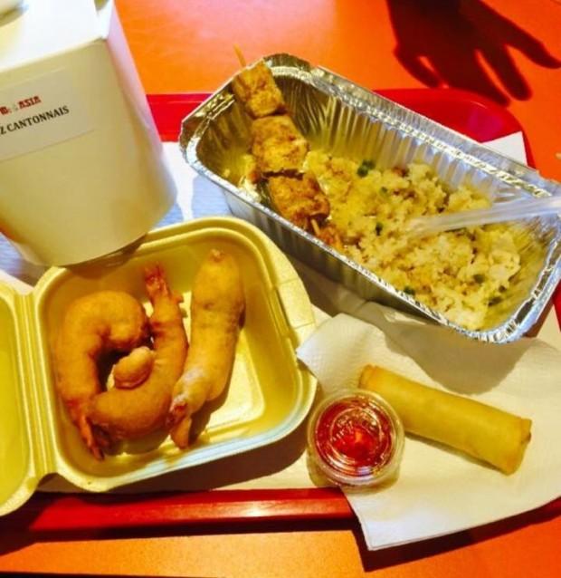 Restaurant halal Mc Asia sur Paris-Halal