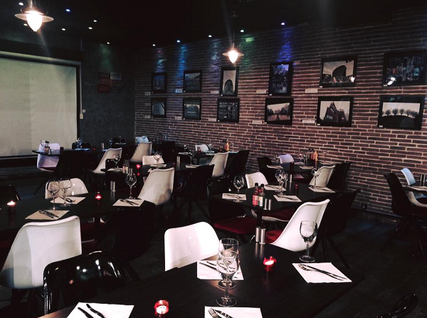 Restaurant Halal Avec Salle Privée