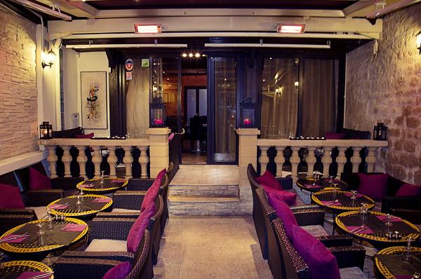 Restaurant Avs Paris