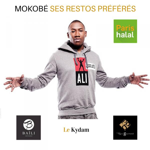 Restos halal préférés Mokobé Paris Halal