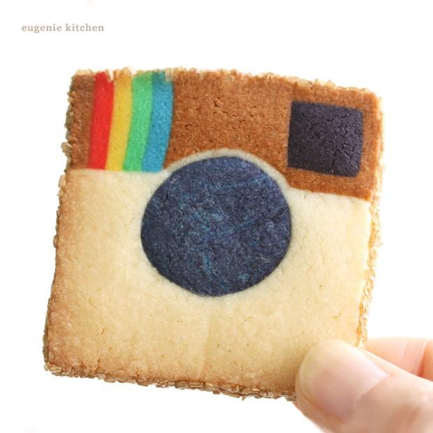 cookies logo instagram