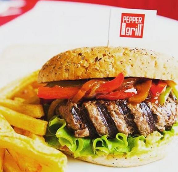 O manger un burger chic paris et sa banlieue - Buffalo grill la garenne colombes ...