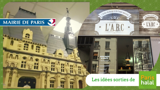 Paris, lego, enfant, musulman, islam, ABC burger