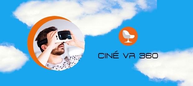 VR, géode, réalité virtuelle, restaurant, halal, little manou