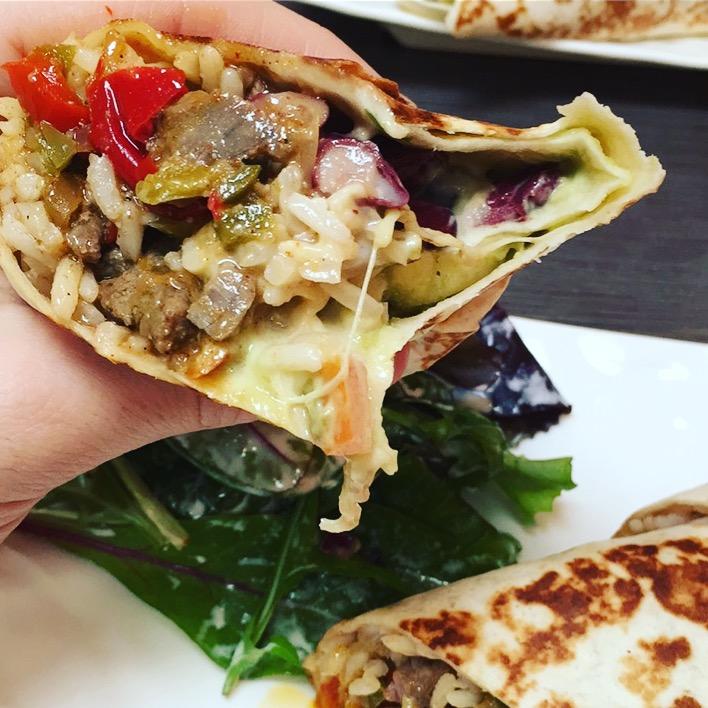 On a test le menu midi du el nopalito for Restaurant halal paris 10
