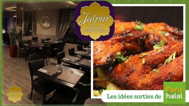 restaurant, Jaïpur, sortie, famille, accrobranches, Ecopark,