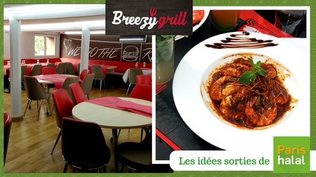 Breezy grill, exposition, contes, sciences, enfant, restaurant, halal, AVS