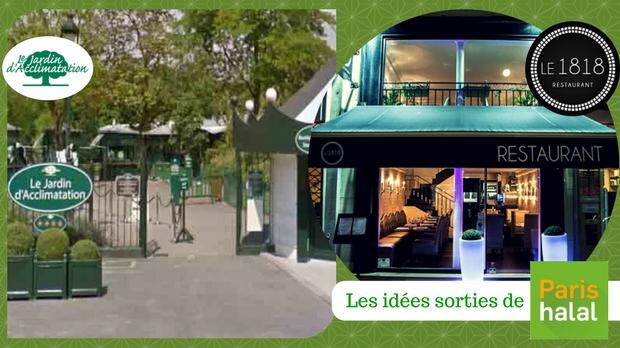 hiver, automne, froid, que faire avec les enfants, manège, jeux, jardin d'acclimatation, Paris