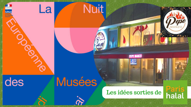nuit au musée, sortie, ramadan, restaurant halal, famille
