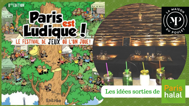 jeu, enfant, quoi faire, Paris, halal, musulman, restaurant