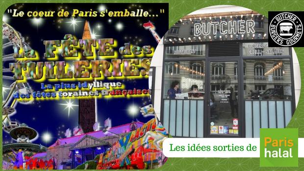 butcher, tuileries, fête foraine, enfant, quoi faire, été, comment amuser les enfants,
