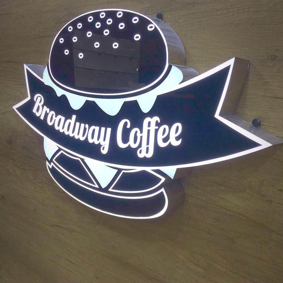 Broadway coffee