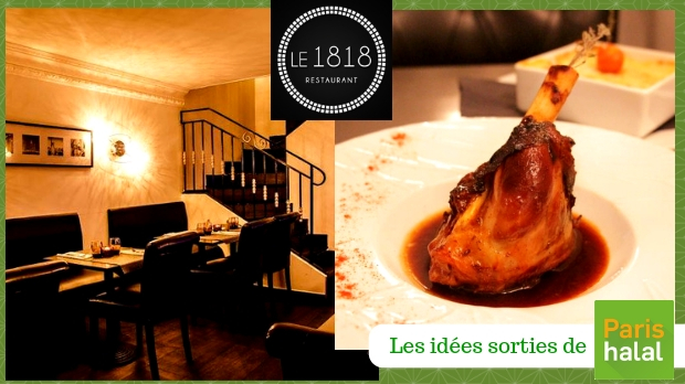 restaurant, halal, cuisine française, saveur, sortie, famille,