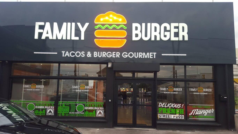 Family Burger