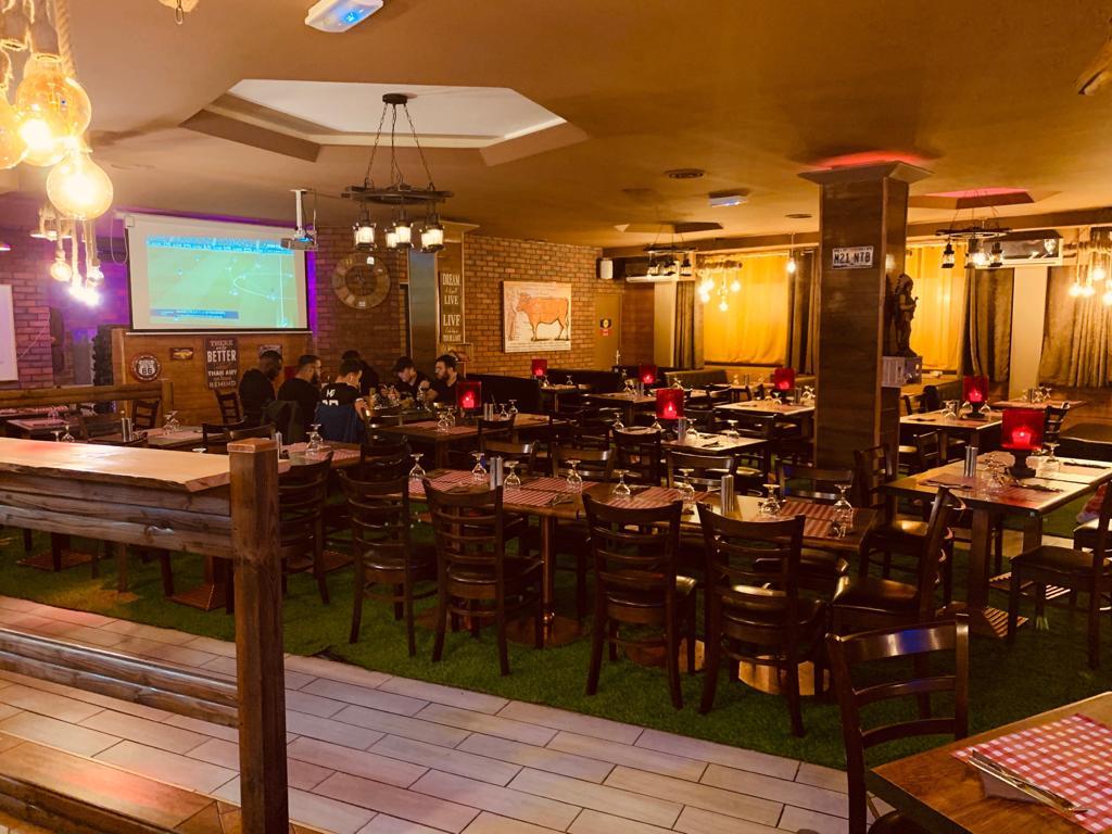 Mazina Texas Grill