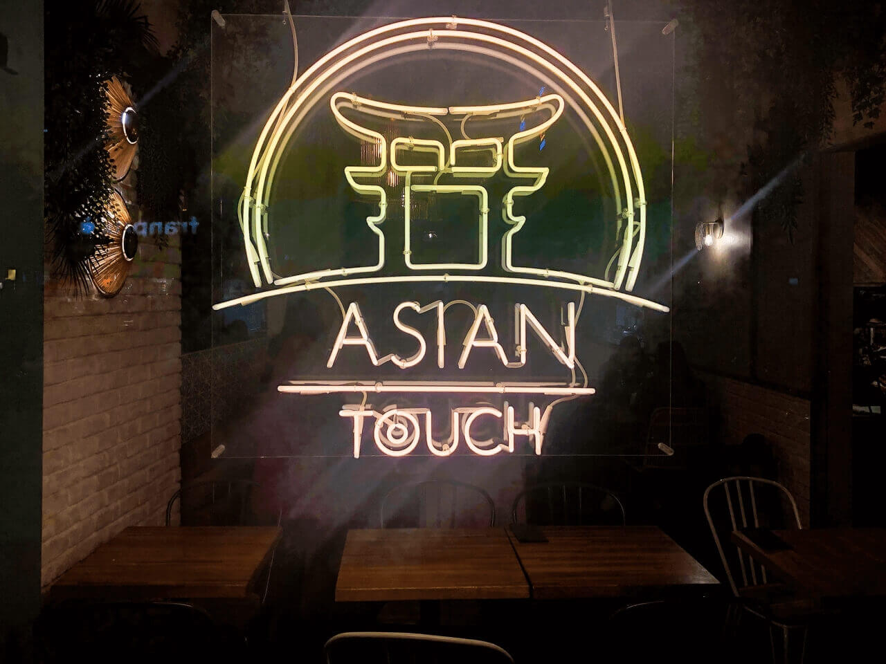 Asian Touch
