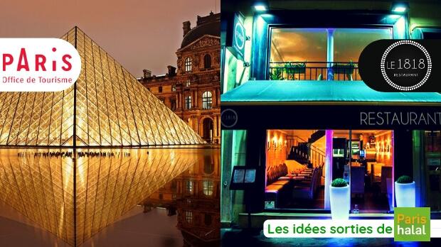 restaurant, halal, sortie, cuisine française, délicieux, ramadan, ftour, menu, musée, enfants, occuper les petits