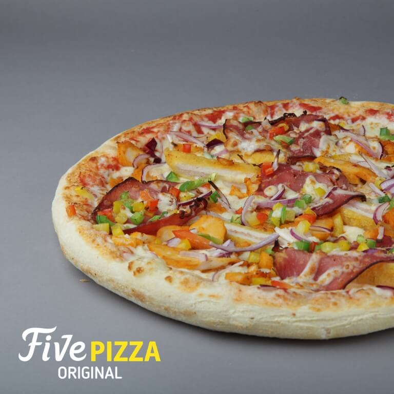 Five pizza original