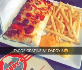 Daddy's Crêpes Tacos & Grill