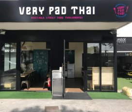 Very pad thai