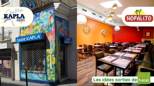 restaurant halal, en famille, entre amis, activité pour les enfants, s'amuser ensemble, quoi faire, en famille