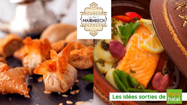 Marrakech, cuisine marocaine, halal, restaurant halal, savoureux, bon plan, bonne adresse